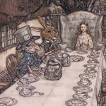 Arthur Rackham «Алиса в стране чудес»
