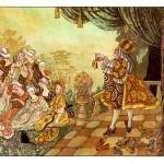 Errol Le Cain «The Twelve Dancing Princesses»