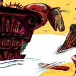 Alberto Morales Ajubel «Робинзон Крузо»
