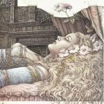 Roberto Innocenti «Спящая красавица»