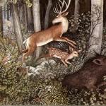 Nancy Ekholm Burkert «Белоснежка и 7 гномов»