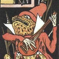 Walter Crane «Absurd alphabet»