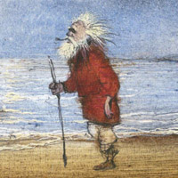 Кирилл Челушкин «Сказка о рыбаке и рыбке»