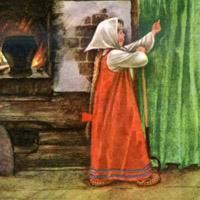 Николай Устинов «Маша и медведь»