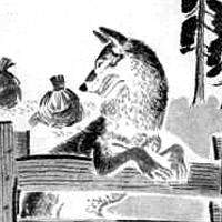 Марина Успенская «Волк и семеро козлят»