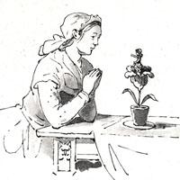 Валерий Алфеевский «Дюймовочка»