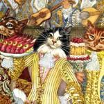"""Adrienne Segur """"Le Chat Jérémie et autres histoires de chats"""""""