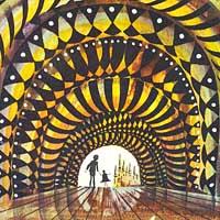 Картинки в.ф одоевский городок в табакерке