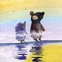 Светозар Остров «Как ослик шил шубу»