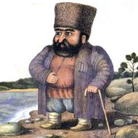 Евгений Антоненков «Сказки народов СССР»
