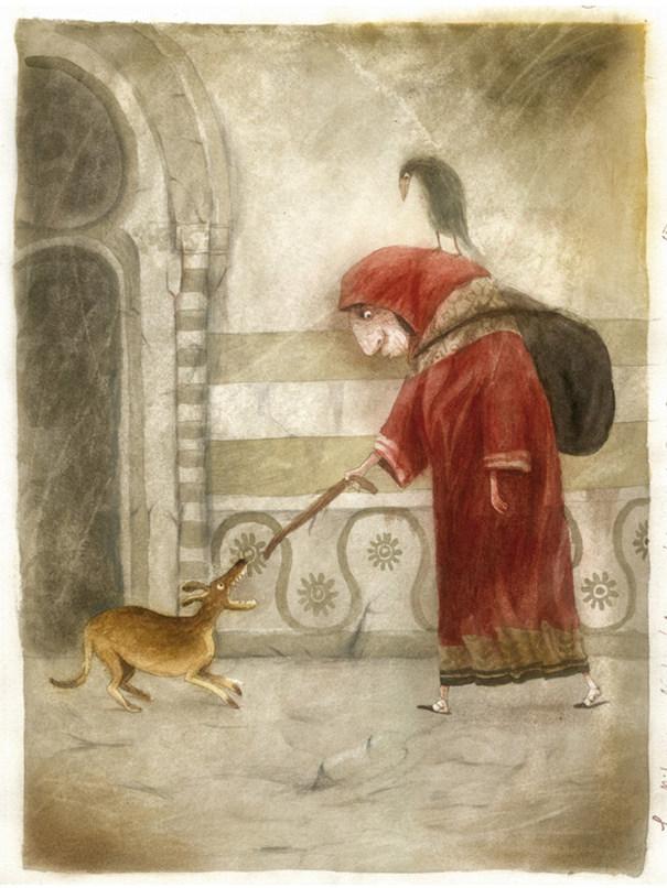 """José Sanabria """"Tales from the Arabian Nights"""""""