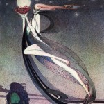 "Kay Nielsen ""In Powder and Crinoline"""