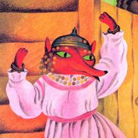 Давид Хайкин «Лиса-плясунья»