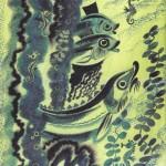 Александр Аземша «Зеленая рыбка»