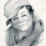 Nancy Ekholm Burkert «Big Goose And Little White Duck»