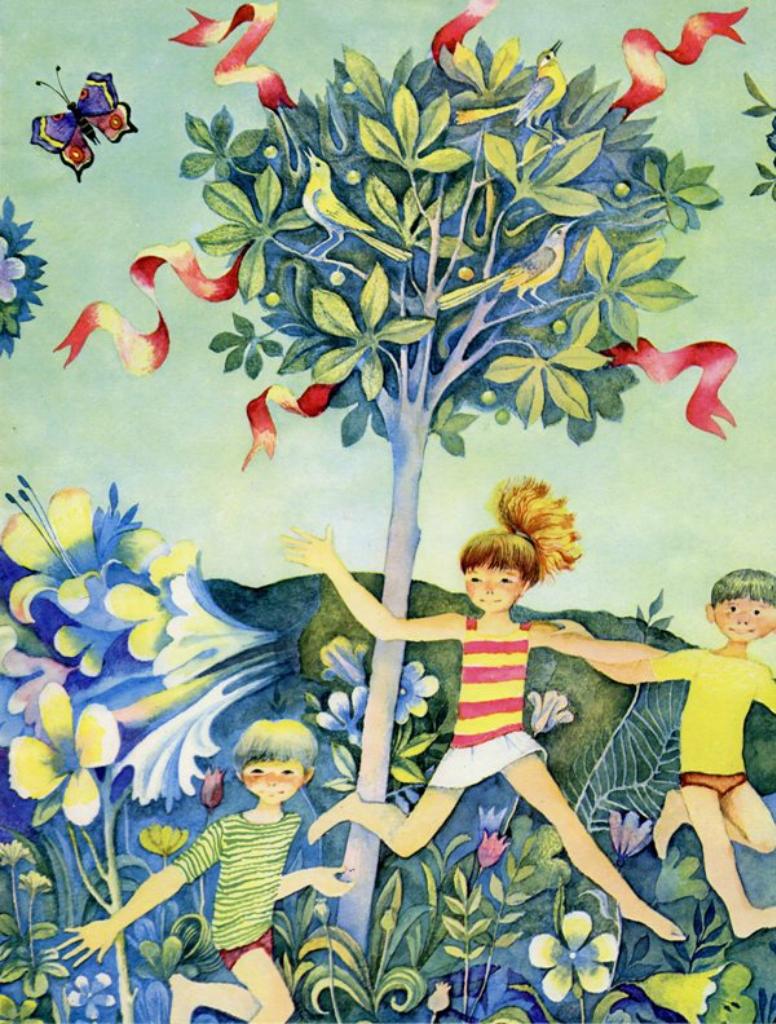 Издательство «Детская Литература»
