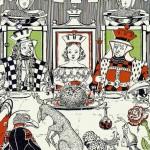 "Blanche McManus ""Алиса в Зазеркалье"""