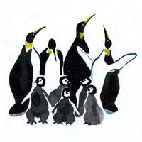 Май Митурич «Про пингвинов»
