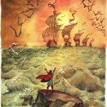 "А.Елисеев ""Сказка о царе Салтане"""