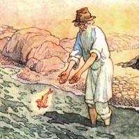 Борис Дехтерев «Сказка о рыбаке и рыбке»
