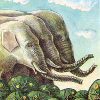 Андрей Демыкин «Слоны»