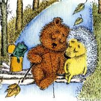 Лидия Шульгина «Ежик в тумане и другие сказки»