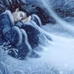 "Ruth Sanderson ""The Snow Princess"""