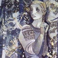 """В.Воронцов """"Сказка о мертвой царевне и о семи богатырях"""""""