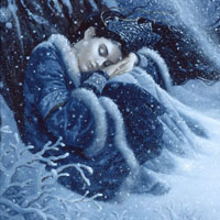 Ruth Sanderson «The Snow Princess»