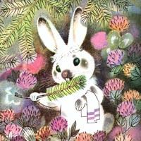 Сюзанна Бялковская «Если в лесу сидеть тихо-тихо»