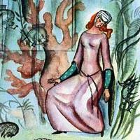 сербские сказки в картинках