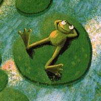 Оксана Батурина «Как лягушки пили чай»