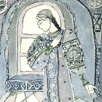 Тамара Юфа «Сказка о мертвой царевне и о семи богатырях»