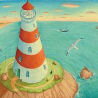 Alison Jay «На земле и в океане»