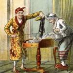 """Wilhelm Busch """"De geschiedenis van een muis"""""""
