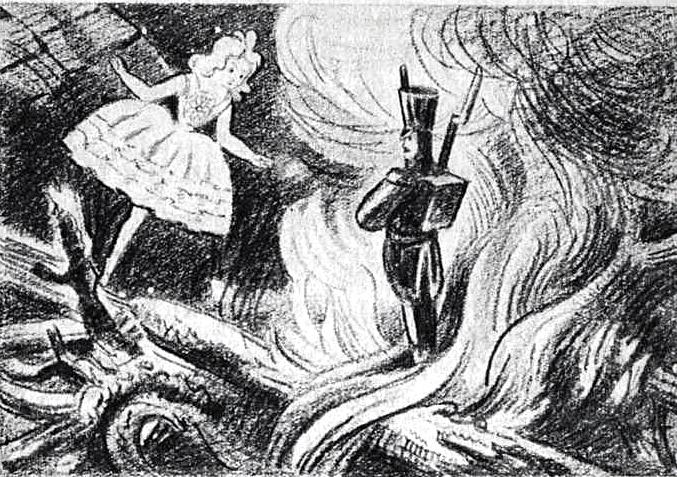 Иван Кузнецов «Стойкий оловянный солдатик»