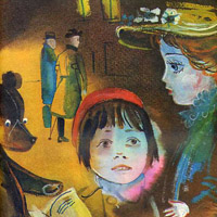 Г.А.В.Траугот «Кукла»