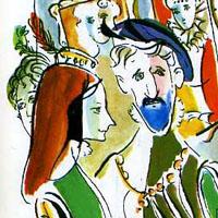 Г.А.В.Траугот «Сказки матушки Гусыни»