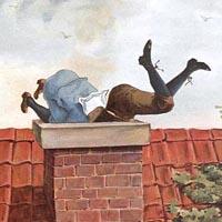 Wilhelm Busch «Boontje komt om zijn loontje»