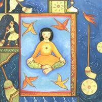 Julie Paschkis «Twist: Yoga Poems»