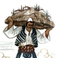 Олег Зотов «Сказки Албании»