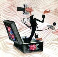 Ника Гольц «Человечек в коробке»