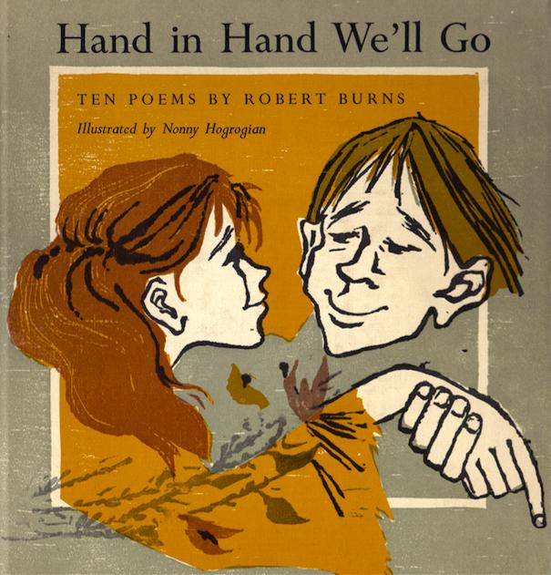 """Nonny Hogrogian """"Hand in Hand We'll Go"""""""