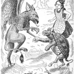 "Oswaldo Storni ""Alice no pais das maravilhas"""
