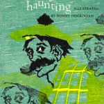 "Nonny Hogrogian ""Ghosts Go Haunting"""