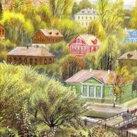 Николай Устинов «Четыре желания»