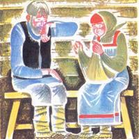 Марина Успенская «Курочка Ряба»