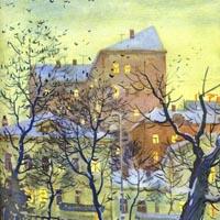 Давид Хайкин «Катина елка»