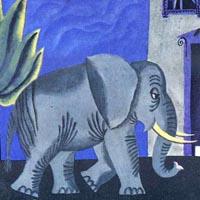 Давид Хайкин «Голубой метеорит»