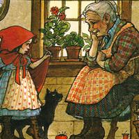 Trina Schart Hyman «Little Red Riding Hood»